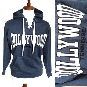 Dollywood Tennessee Souvenir Hoodie Women's Small